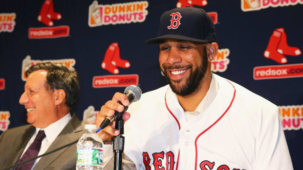 2016 Winter Report Card: Boston Red Sox IMAGE