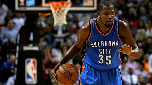 Report: Kevin Durant to meet with Heat, Clippers, four other teams -- IMAGE