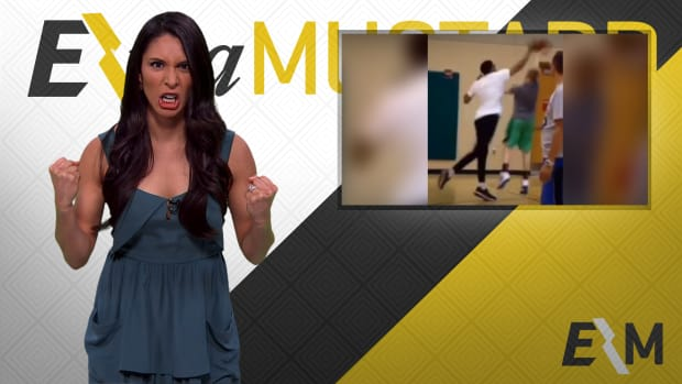 Mustard Minute: Top 3 NBA players rejecting kids' shots IMG