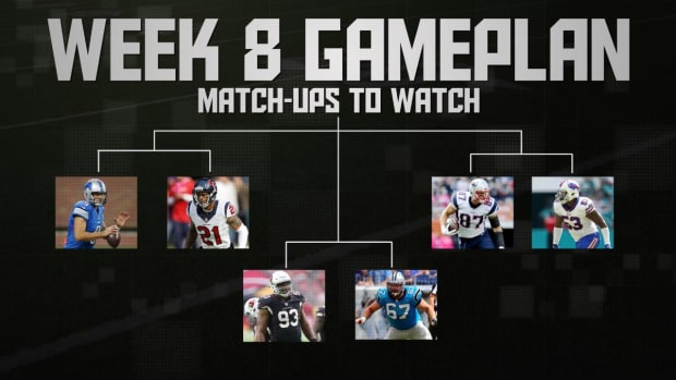 NFL's Week 8 Gameplan IMAGE