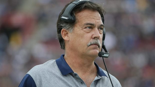 Five losing seasons and Jeff Fisher is fired IMAGE