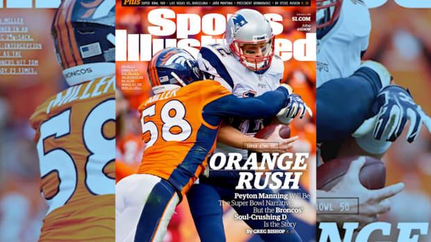 Von Miller, Broncos land Sports Illustrated cover - IMAGE