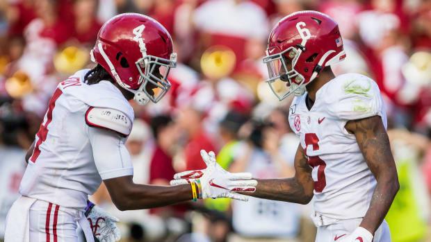 LSU vs Alabama college football picks predictions 2019