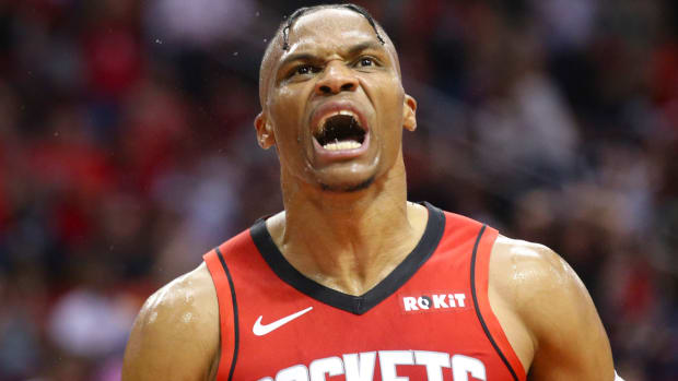 NBA DFS Daily Plays Thursday November 6 - Russell Westbrook