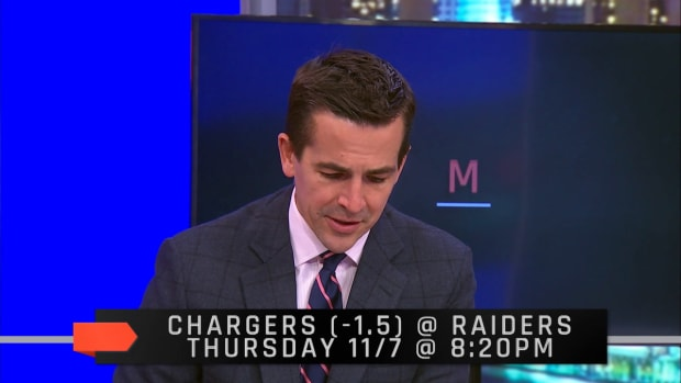SOCIAL_MMQB THURSDAY CHARGERS RAIDERS