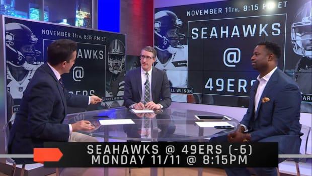 SOCIAL_MMQB MONDAY SEAHAWKS 49ERS