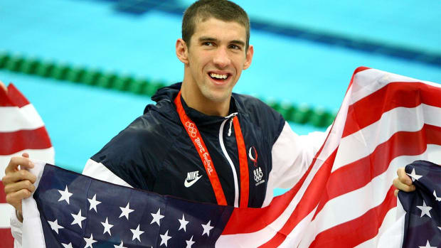 Michael Phelps named as Team USA's flag bearer for Opening Ceremony - IMAGE