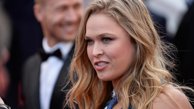Ronda Rousey's trainer: UFC 200 may be too soon for Holly Holm rematch--IMAGE