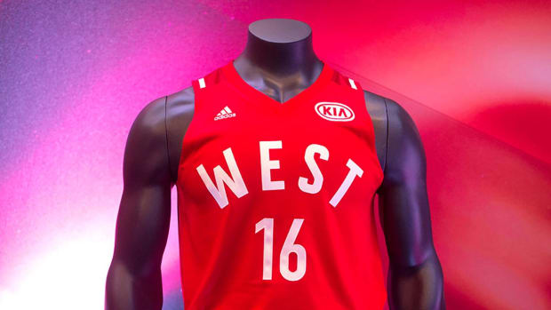 Report: NBA owners expected to pass rule allowing ads on jerseys--IMAGE