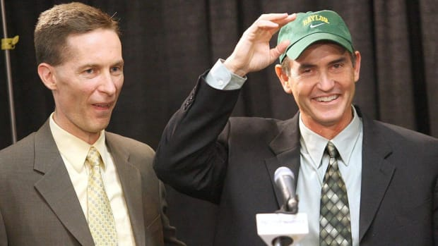 Liberty names former Baylor AD Ian McCaw new athletic director - IMAGE