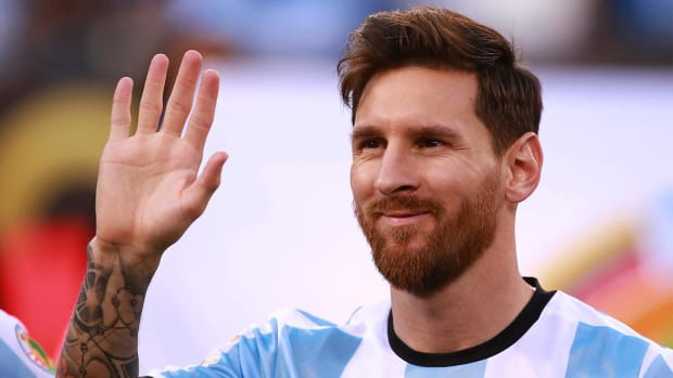 Messi may be done playing for Argentina - IMAGE