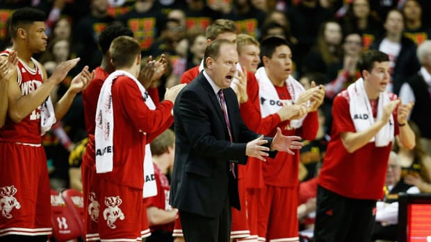On Gard: Interim Wisconsin coach Greg Gard has Badgers back on track toward NCAA tournament