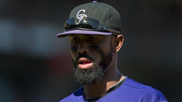 Jose Reyes suspended by Major League Baseball - IMAGE