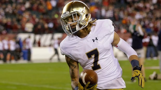 SI50: Will Fuller, WR IMAGE