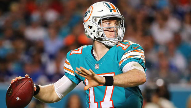 Report: Dolphins could part ways with Ryan Tannehill - IMAGE