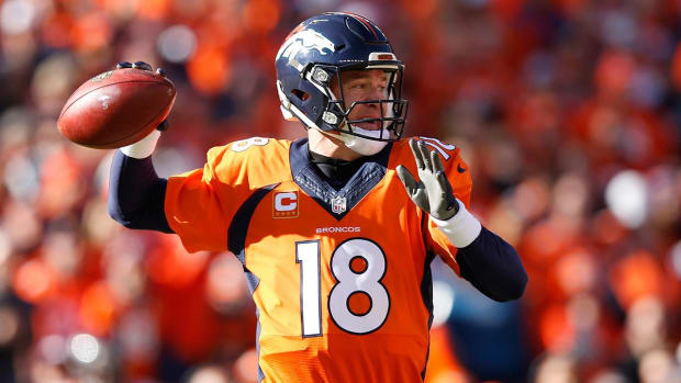 Report: Peyton Manning will decide on retirement next week -- IMAGE