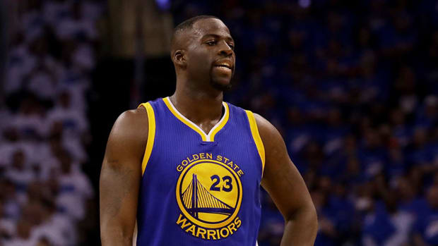 Draymond Green reportedly arrested on assault charges in Michigan IMAGE