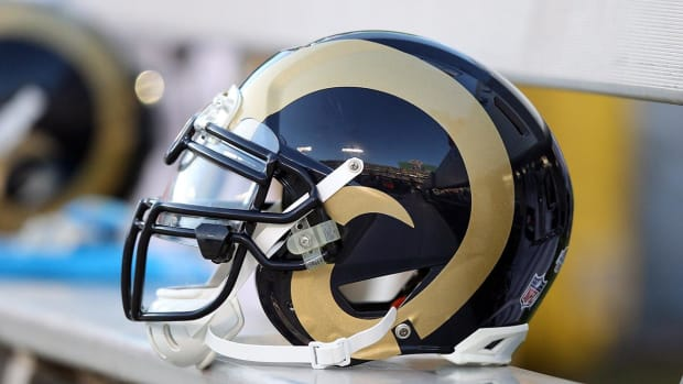 Tennessee Titans trade first overall pick to the LA Rams - IMAGE