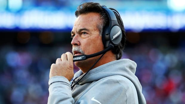 Rams fire head coach Jeff Fisher IMAGE