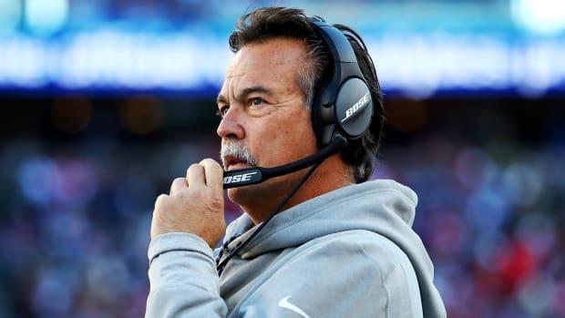 Rams fire head coach Jeff Fisher IMAGE