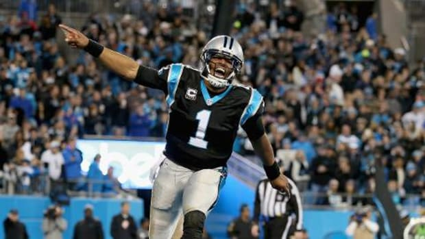 On the Numbers: Panthers QB Cam Newton keeps breaking records - IMAGE