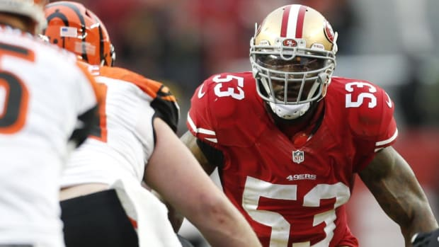 NaVorro Bowman, 49ers agree to contract extension -- IMAGE