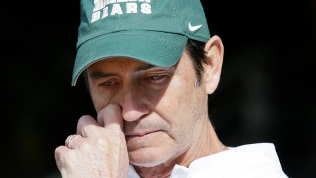 Art Briles makes first statement since being suspended by Baylor -- IMAGE