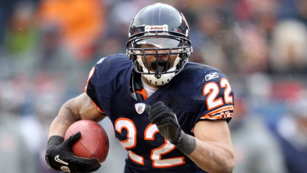 Matt Forte will not return to the Bears next season -- IMAGE