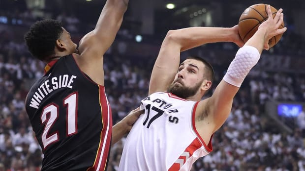 Hassan Whiteside or Jonas Valanciunas the bigger loss? IMG