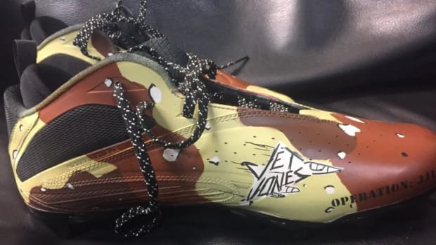 NFL Week 10 cleat roundup - IMAGE