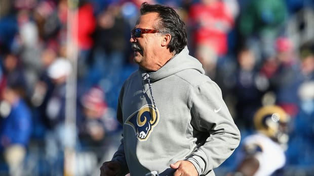 Report: Rams sign coach Jeff Fisher to contract extension -- IMAGE