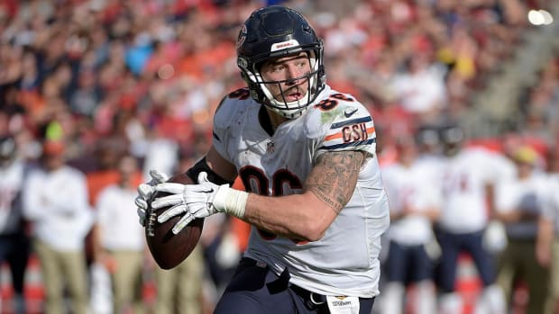 Report: Bears, Zach Miller agree to two-year contract--IMAGE