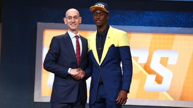 A look at this year's NBA draft style--IMAGE