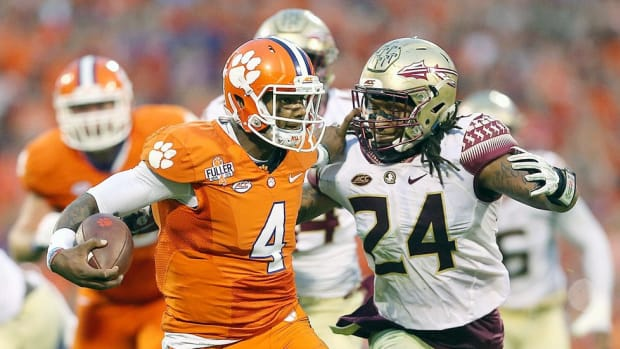 Could both Clemson and Florida State make the playoff? Sure, but that we're even asking speaks volumes