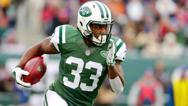 Report: Jaguars will sign Chris Ivory--IMAGE