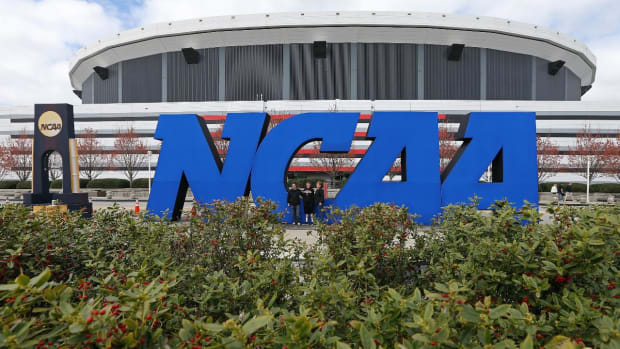 NCAA to relocate tournaments from North Carolina due to bathroom law - IMAGE