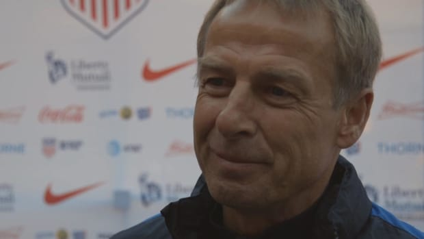 Klinsmann previews USA's New Zealand friendly with Mexico on the mind - IMAGE