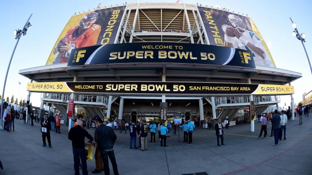Sights and sounds from Super Bowl 50 IMAGE