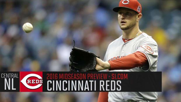 Verducci: Cincinnati Reds 2016 midseason preview IMAGE