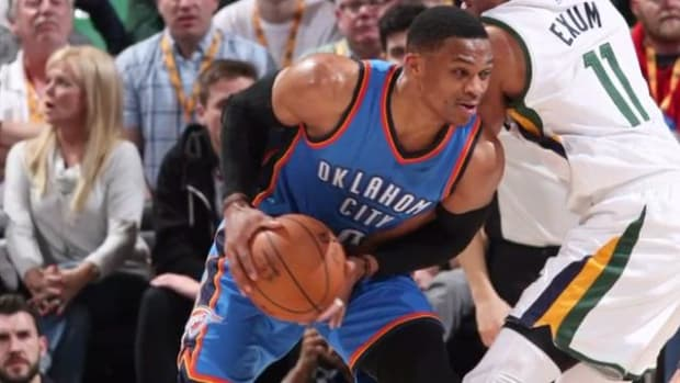 Russell Westbrook on triple-double talk: 'S--- don't mean nothing to me' - IMAGE
