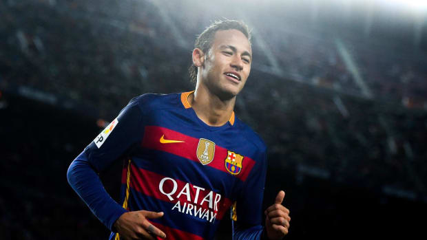 Brazil hopes to have Neymar for Copa America and Olympics--IMAGE