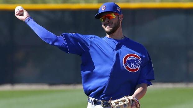 Will Cubs live up to their lofty expectations? IMAGE