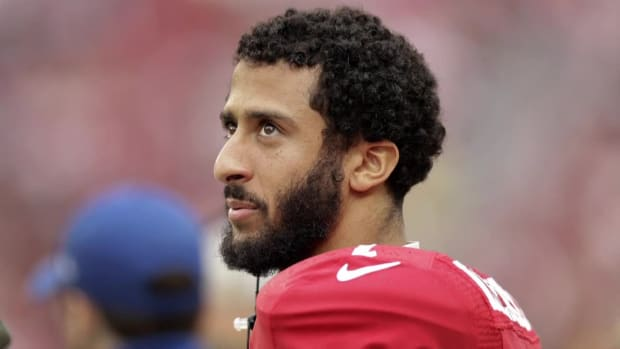 Report: 49ers QB Colin Kaepernick interested in joining Jets--IMAGE