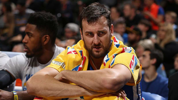 Andrew Bogut rips conditions of Rio Olympic Village - IMAGE