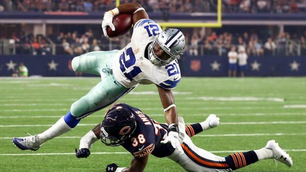 Cowboys rookies reach milestones vs. Bears - IMAGE