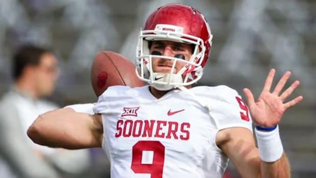 Oklahoma QB Trevor Knight transferring to Texas A&M - IMAGE