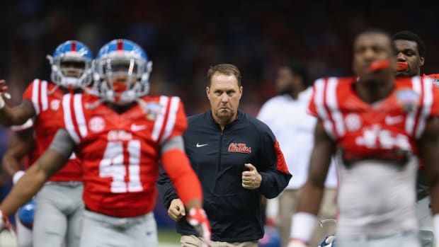 Ole Miss's public relations wizardry should save it from public judgment, but not NCAA sanctions