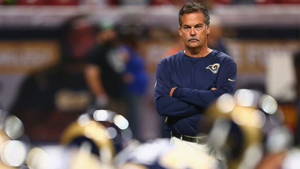Rams COO backs head coach Jeff Fisher  -- IMAGE