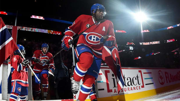 Canadiens exploring trade of P.K. Subban - IMAGE