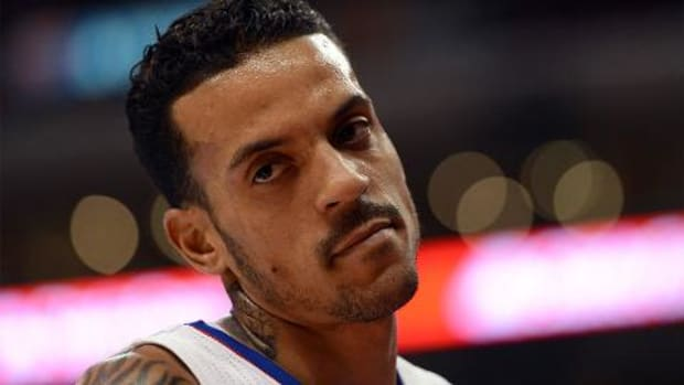 Grizzlies' Matt Barnes rips Knicks' Derek Fisher in Instagram rant  -- IMAGE